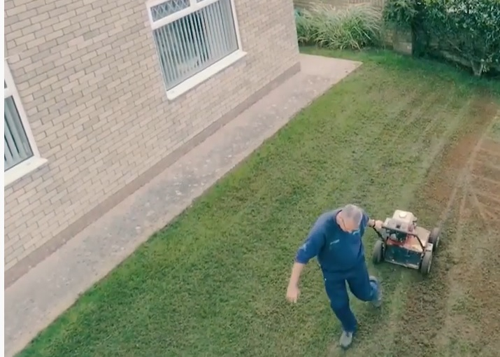 Retrain After Redundancy - Professional Lawn Care