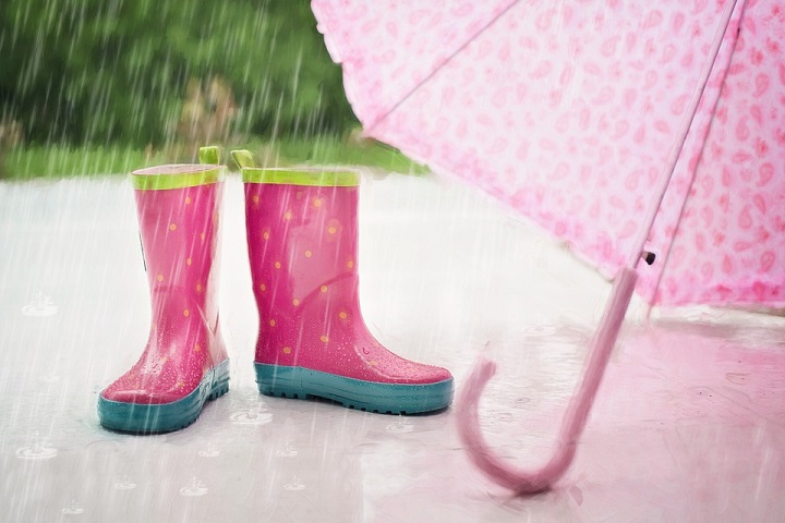 garden flooding, how to stop garden flooding, garden flooding solutions